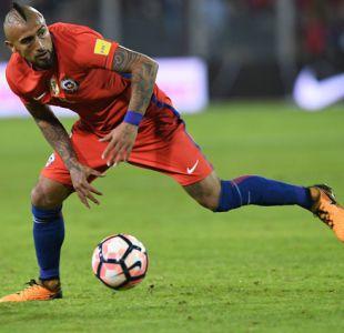 """Vidal y llegada de Rueda a """"La Roja"""": """"Es muy importante que empiece a pensar en grande"""""""