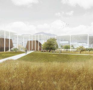 Laguna Carén: Así será el nuevo centro tecnológico de la Universidad de Chile
