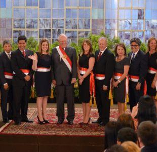 Kuczynski pide devolver estabilidad a Perú al nombrar nuevo gabinete