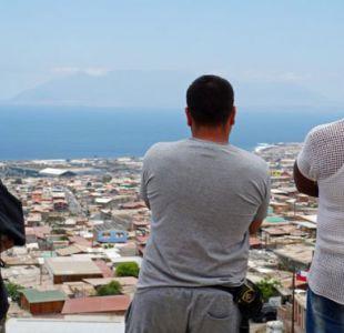 Cómo viven los colombianos que buscan el sueño chileno en Antofagasta