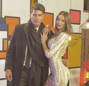 Ignacio Lastra y Julia Fernández