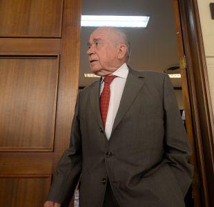 Zaldívar dice que su designación en el Consejo de Asignaciones se ha hecho conforme a la ley