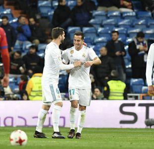 Real Madrid avanza en Copa del Rey y Zidane confirma que seguirá hasta el 2022