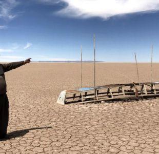 La paradoja del Poopó, el lago de Bolivia que aparece y desaparece