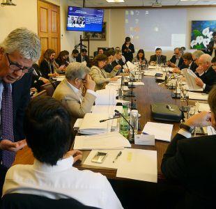 Comisión de Hacienda de la Cámara da luz verde al proyecto de pensiones