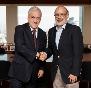Valdés tras reunión con Piñera: Quería saber cómo ven otros ojos los problemas de los chilenos