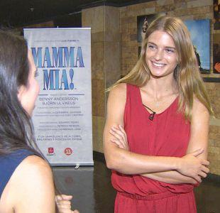 [VIDEO] Musical Mamma Mía prepara su versión chilena