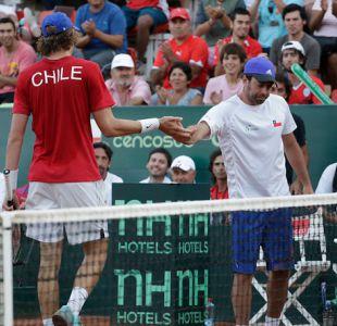 Nicolás Massú oficializa nómina de Chile para enfrentar a Ecuador en Copa Davis