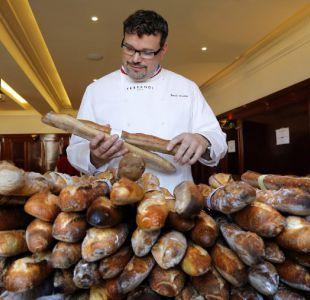 Los panaderos franceses piden que la baguette entre al patrimonio de la Unesco