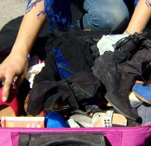 [VIDEO] Se realizó el remate a ciegas de maletas olvidadas en el aeropuerto
