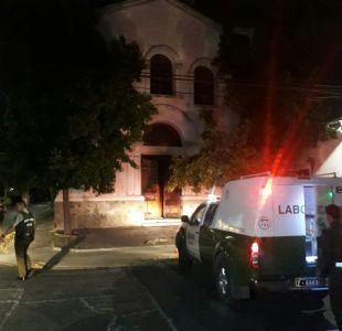 Nuevo ataque incendiario a iglesia en víspera de la visita del Papa