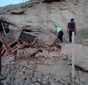 Un sismo de 7,3 grados deja un muerto y decenas de heridos en Perú
