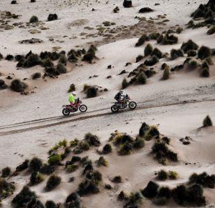 Novena etapa del Dakar prevista para el lunes es anulada por mal tiempo