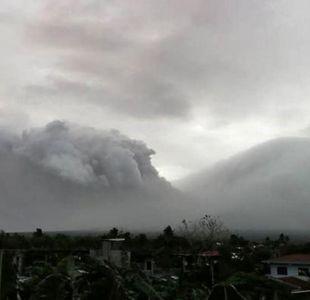 Filipinas declara alerta crítica por posible erupción de volcán