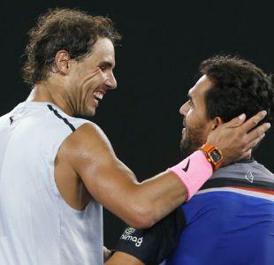 Nadal pisa fuerte en Australia, Venus deja el torneo sin Williams