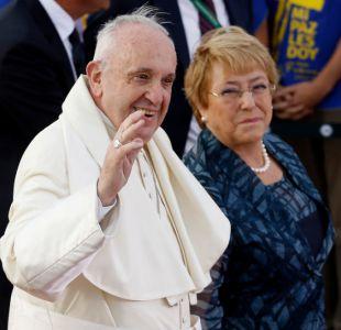[FOTOS] Prensa internacional muestra lo complejo de la visita del Papa a Chile
