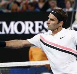 Roger Federer inicia el Abierto de Australia con una victoria clara
