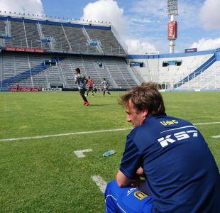 U. de Concepción cae ante Vélez en su primer partido de pretemporada en Argentina