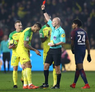 """Diego Carlos tras patada de árbitro en Francia: """"Nadie entendió lo que hizo"""""""
