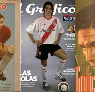 [FOTOS] El final de una era: revista argentina El Gráfico dejará de publicarse