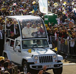[VIDEO] Papa Francisco: Arauco tiene una pena que no la puedo callar, son injusticias de siglos