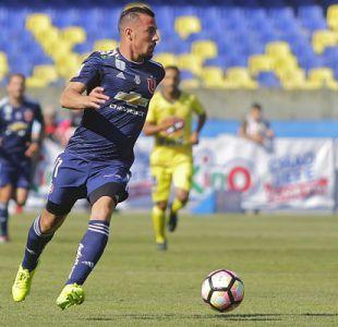 La U buscaría el retorno de Sebastián Ubilla tras grave lesión de Jonathan Zacaría