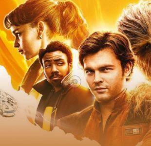 """La cinta de """"Han Solo"""" se acerca: este 2018 se estrena"""