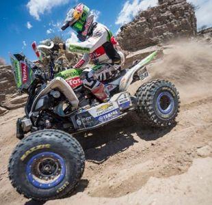 Casale llega segundo en la etapa 11° y se mantiene al frente en quads del Dakar