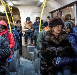 Cómo es vivir en el invierno de Moscú con solo 6 minutos de Sol al mes