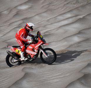 Cancelan etapa especial de motos y quads en el Dakar por mal tiempo