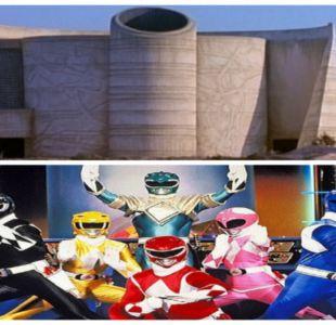 Encuentran el Centro de Mando de los Power Ranger gracias a Google Maps