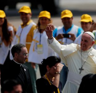 [Minuto a Minuto] Papa Francisco se traslada a Perú y Bachelet califica visita como muy exitosa