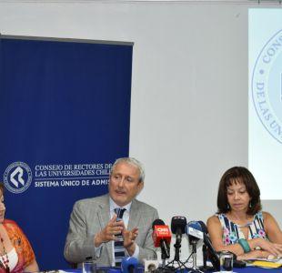 Consejo de Rectores emplaza al gobierno de Piñera a seguir avanzando en gratuidad
