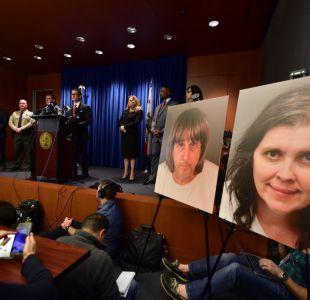 Padres de 13 hijos se declaran no culpables de tortura y abuso en EE.UU.