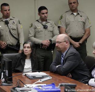 EE. UU.: presentan cargos contra pareja que secuestró a sus hijos