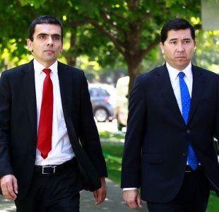 Gajardo y Norambuena renuncian a fiscalía tras acuerdo de Moreira en caso Penta
