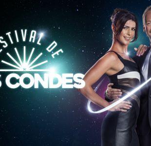 Tonka Tomicic y Martín Cárcamo animan el Festival de Las Condes