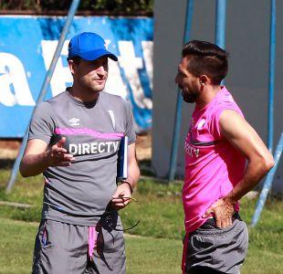 """Beñat busca imponerse a Colo Colo: """"Nuestra idea es competir y ganar ante un rival potente"""""""