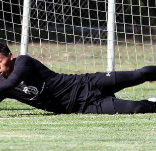 """Brayan Cortés: """"Uno siempre quiere dar lo mejor y ganarse un lugar en el equipo"""""""
