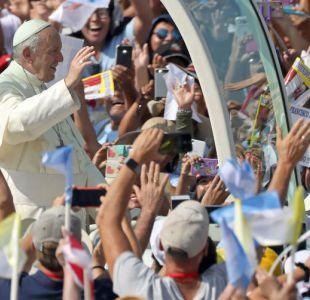 [FOTOS] En contraste con Chile: el fervor con el que fue recibido el Papa Francisco en Perú