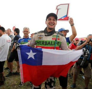 """[VIDEO] Ignacio Casale: """"El mejor Dakar de mi carrera deportiva"""""""