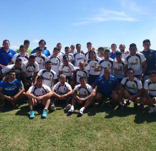U. de Concepción termina su gira por Argentina con un empate y una derrota frente al Temperley