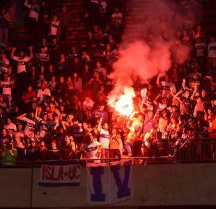 [FOTOS] Así fue el triunfo de Universidad Católica frente a Colo-Colo