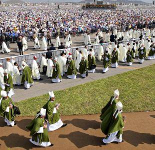 El fervor popular arropa al Papa Francisco en Lima