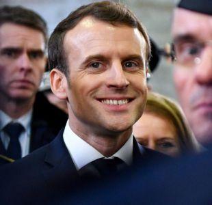 Cómo Emmanuel Macron está haciendo grande a Francia de nuevo en Europa a 8 meses como presidente