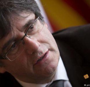Puigdemont llega a Dinamarca pese a riesgo de detención