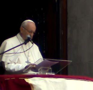 [VIDEO] En reunión privada Papa Francisco critica política de Perú y América Latina