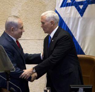 primer ministro israelí, Benjamin Netanyahu.