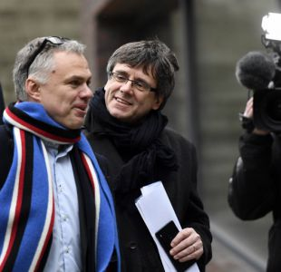 """Juez español declina reactivar euroorden de detención contra Puigdemont pese a su """"provocación"""""""