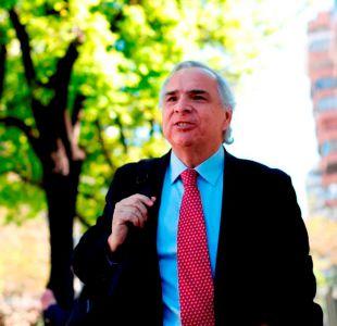 Ministro Chadwick: No queremos que avance el proyecto de Constitución de Bachelet